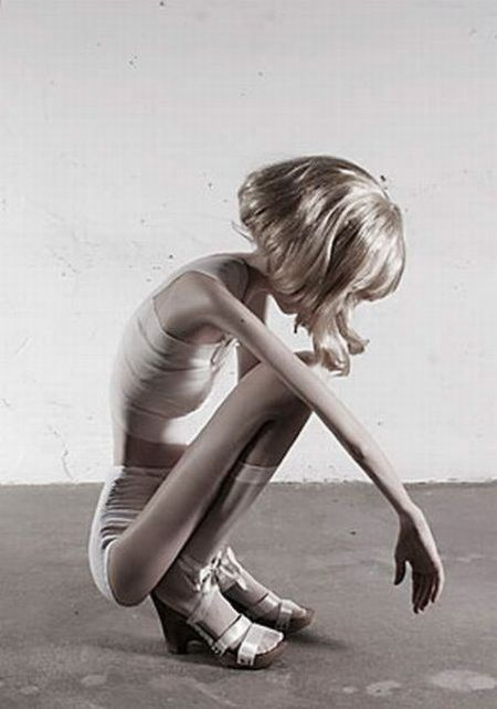 Anorexic Girls Damn Cool Pictures