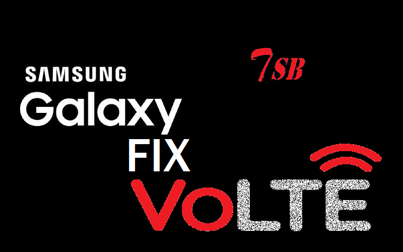 Enable VoLTE in Samsung devices - TSB