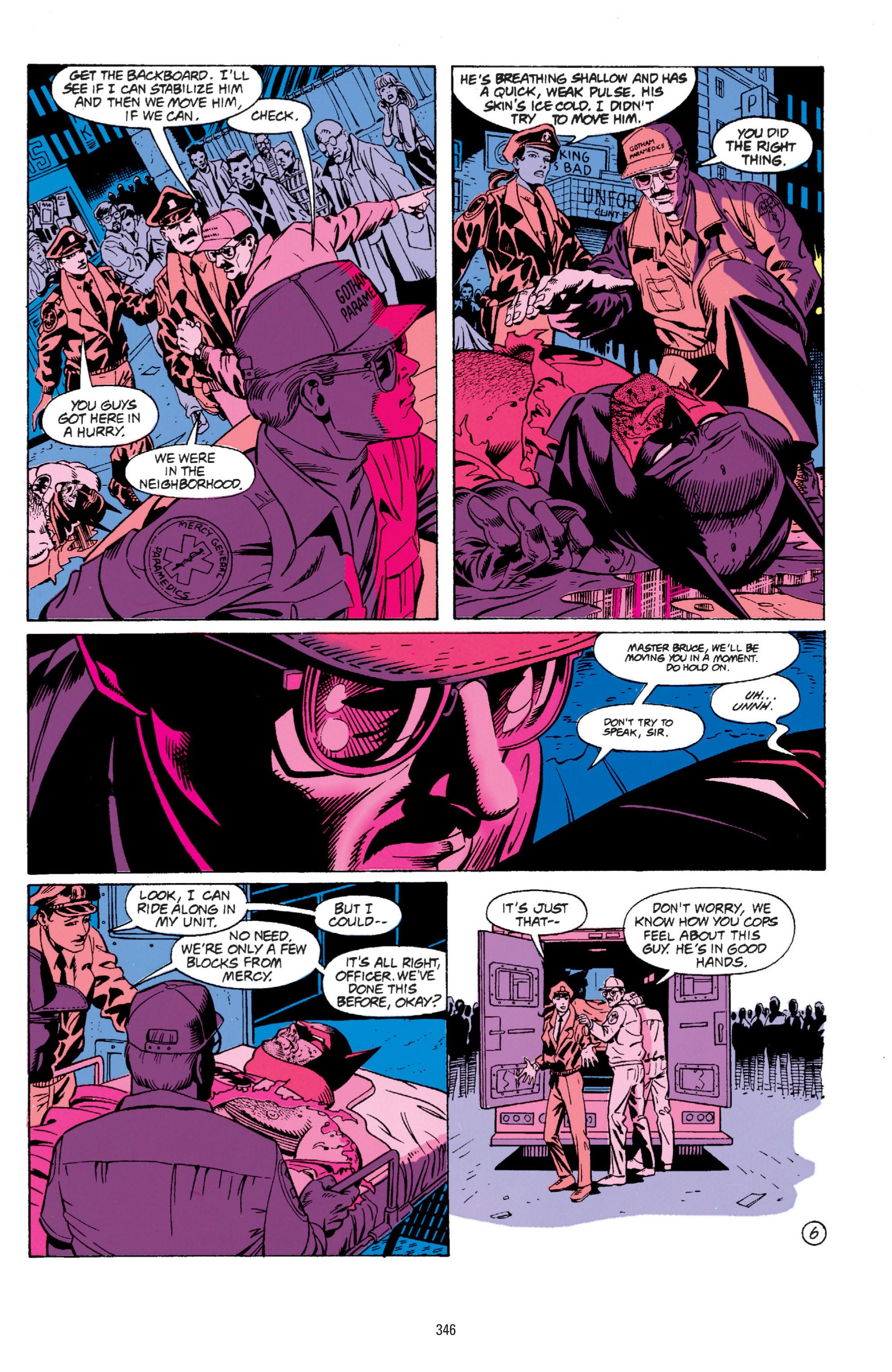 Detective Comics (1937) 664 Page 6
