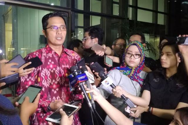 KPK Ingatkan Anggota DPR Ambil Pelajaran dari Kasus Korupsi Taufik Kurniawan