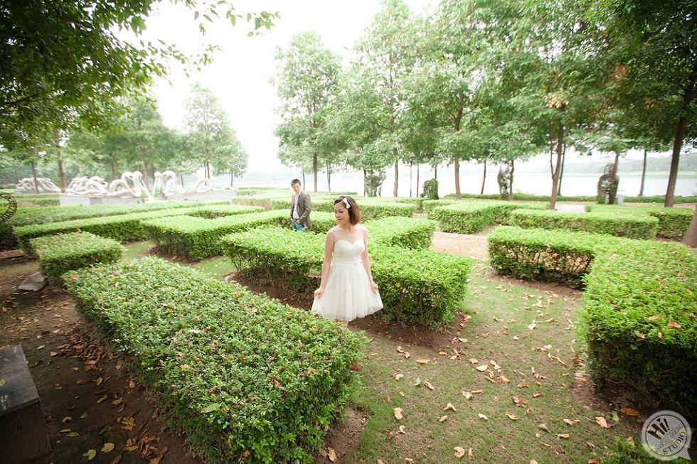 Một địa điểm chụp ảnh cưới được nhiều bạn trẻ yêu thích