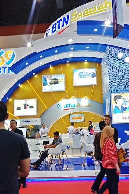 Bank BTN Syariah Indonesia Properti Expo 2019