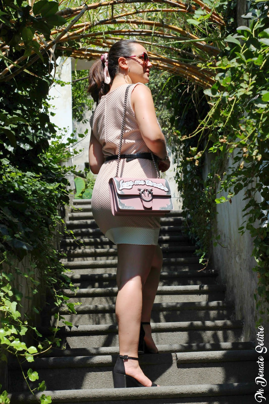 look fashion blogger Salerno
