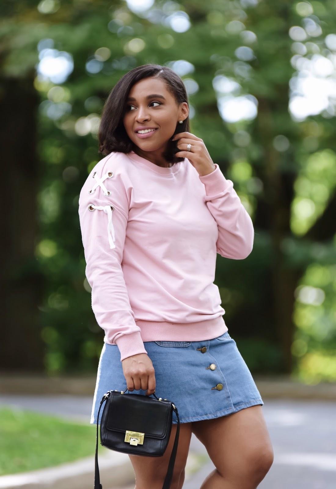 Sweater weather, fall outfits, stylish fall sweaters, pink sweaters, fall sweaters, fall outfit ideas