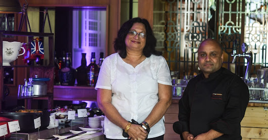 Colonial Anglo-Indian food to celebrate Independence day at J W Marriott Aerocity