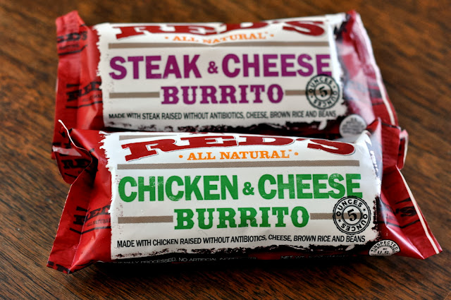 Red's All Natural Burritos | Taste As You Go