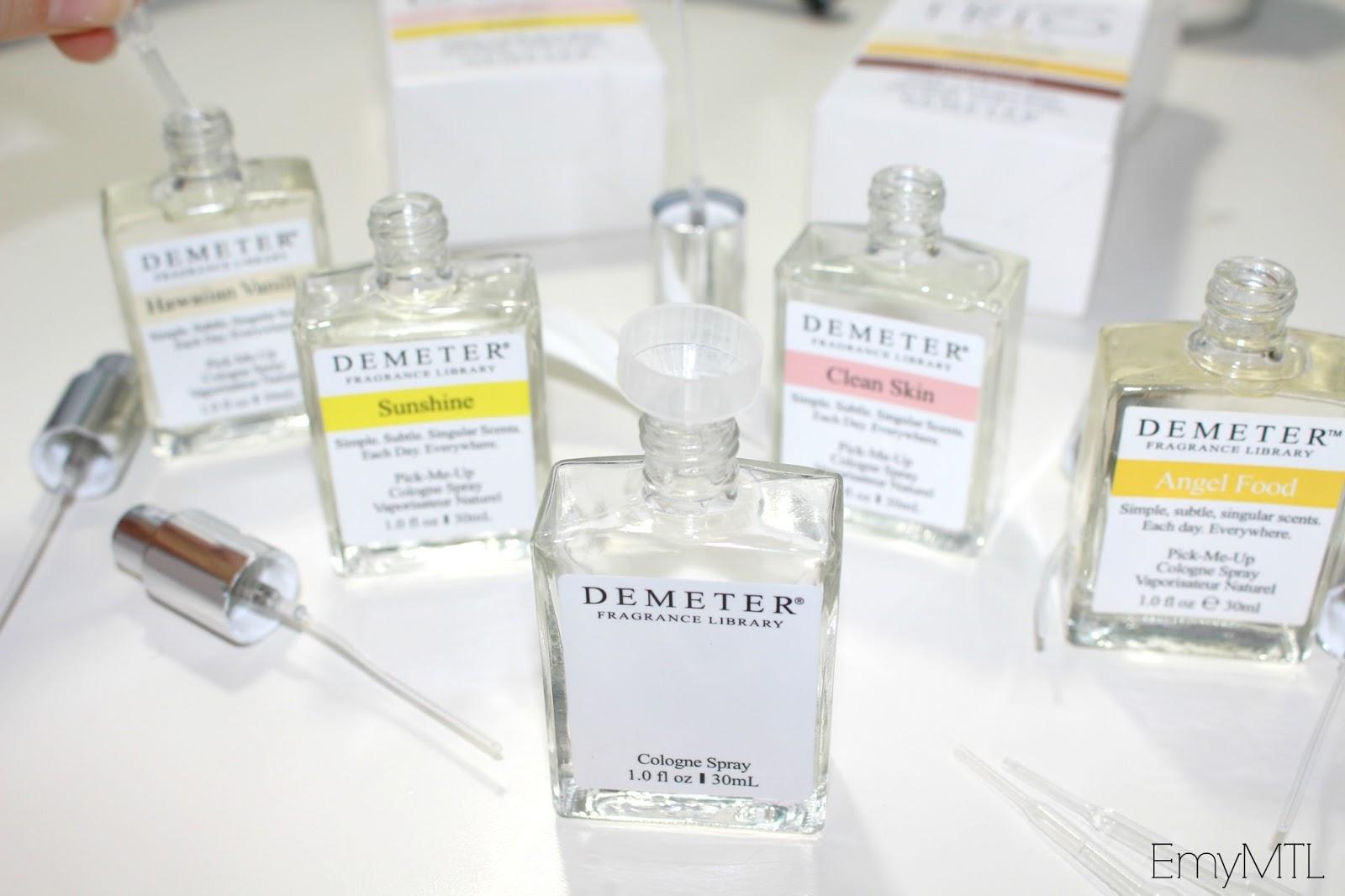 les parfums demeter faire son propre parfum la petite pagaille. Black Bedroom Furniture Sets. Home Design Ideas