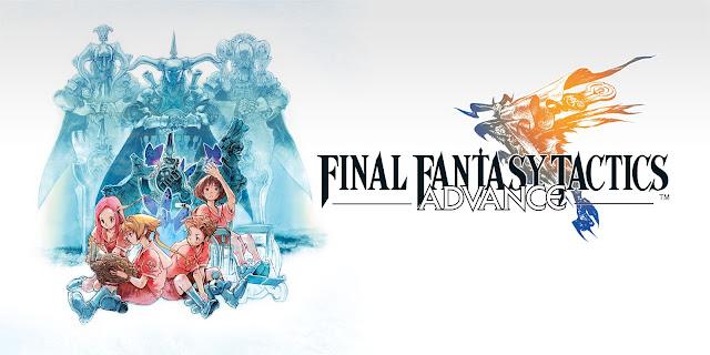 Final Fantasy Tactics Advance cover