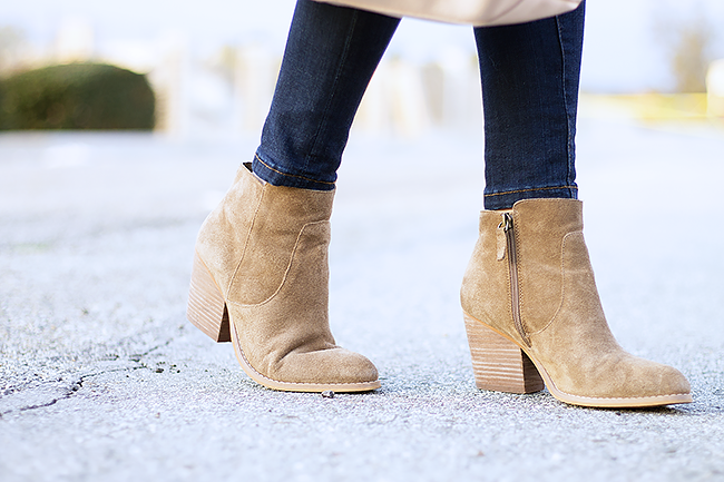 Nordstrom Treasure & Bond Ankle Boots