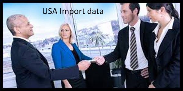 USA Import data is helpful to traders