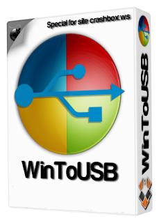 WinToUSB Technician Edition Portable