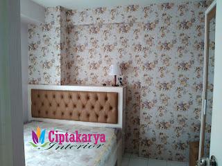 paket-interior-apartemen-2-bedroom-kalibata-city