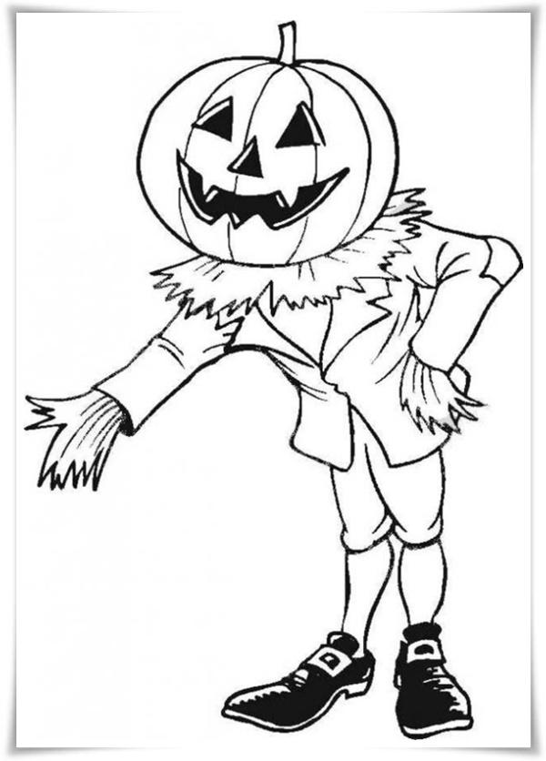 malvorlagen halloween kostenlos