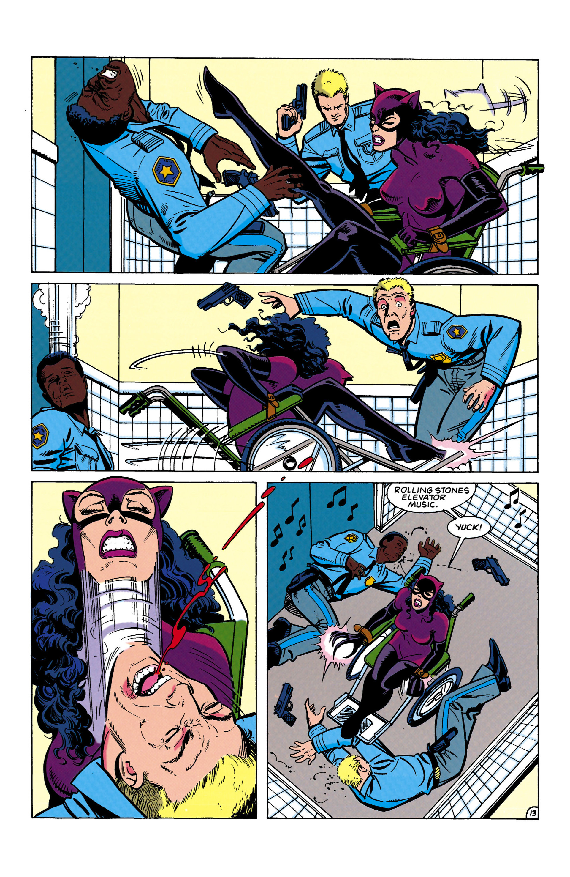 Catwoman (1993) Issue #12 #17 - English 13