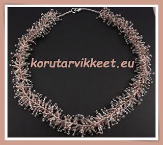 Kaulakoru - K.O. lanka, korulanka, korutarvikkeet - helmikauppa netissä
