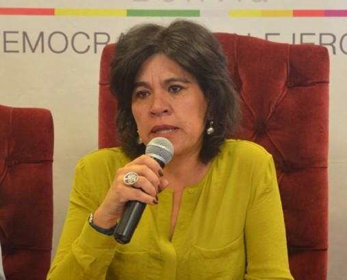 Uriona aclaró que el TSE cumple un rol de segunda instancia ante denuncias sobre candidatos