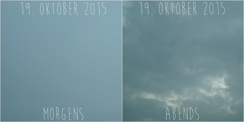 Blog + Fotografie by it's me! - Himmel am 19.10.2015