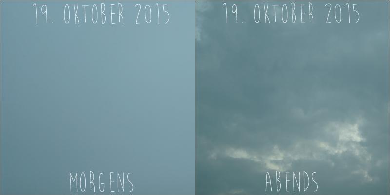 Blog + Fotografie by it's me! - Himmel am 19.10.2015