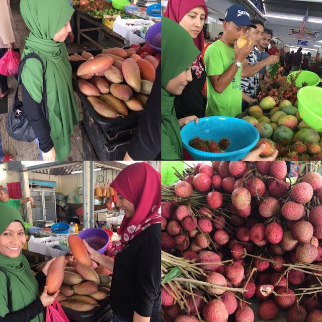Pasar Pasir Penambang