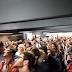 Metro C: effetto imbuto a San Giovanni, lunghe file ai tornelli