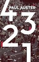 4 3 2 1 di Paul Auster
