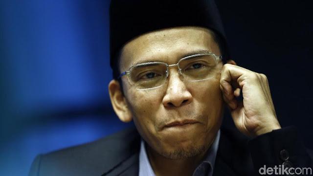 Demokrat Siapkan Sanksi Bagi TGB yang Dukung Jokowi