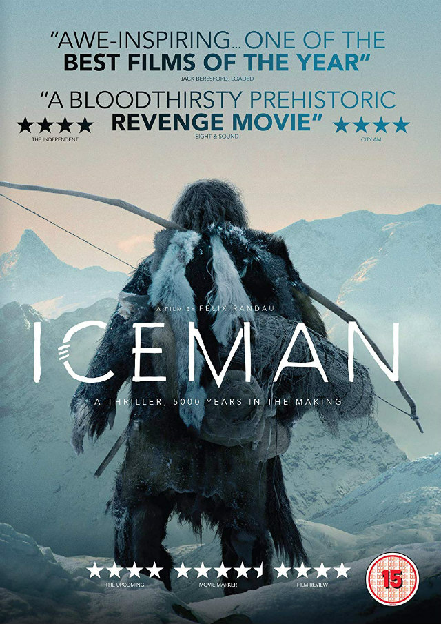 iceman movie dvd