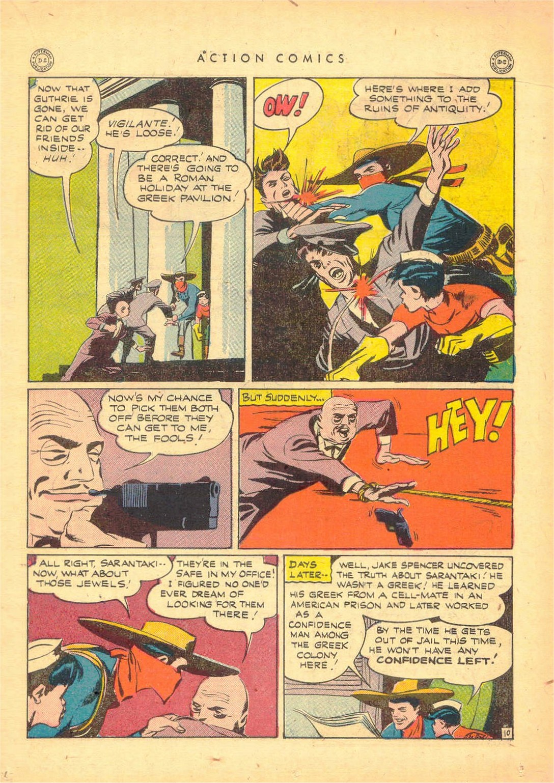 Read online Action Comics (1938) comic -  Issue #80 - 32