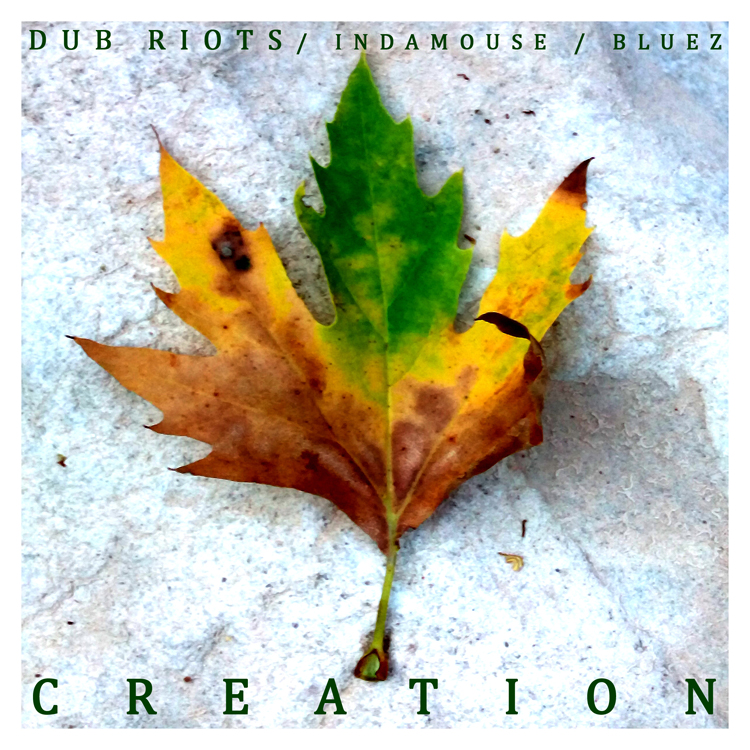 Dub Riots / Indamouse / Bluez - Creation  / Dubophonic