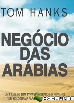 Capa do Filme Negócio das Arábias