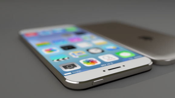Apple Suppliers Hit a Snafu With iPhone Screens