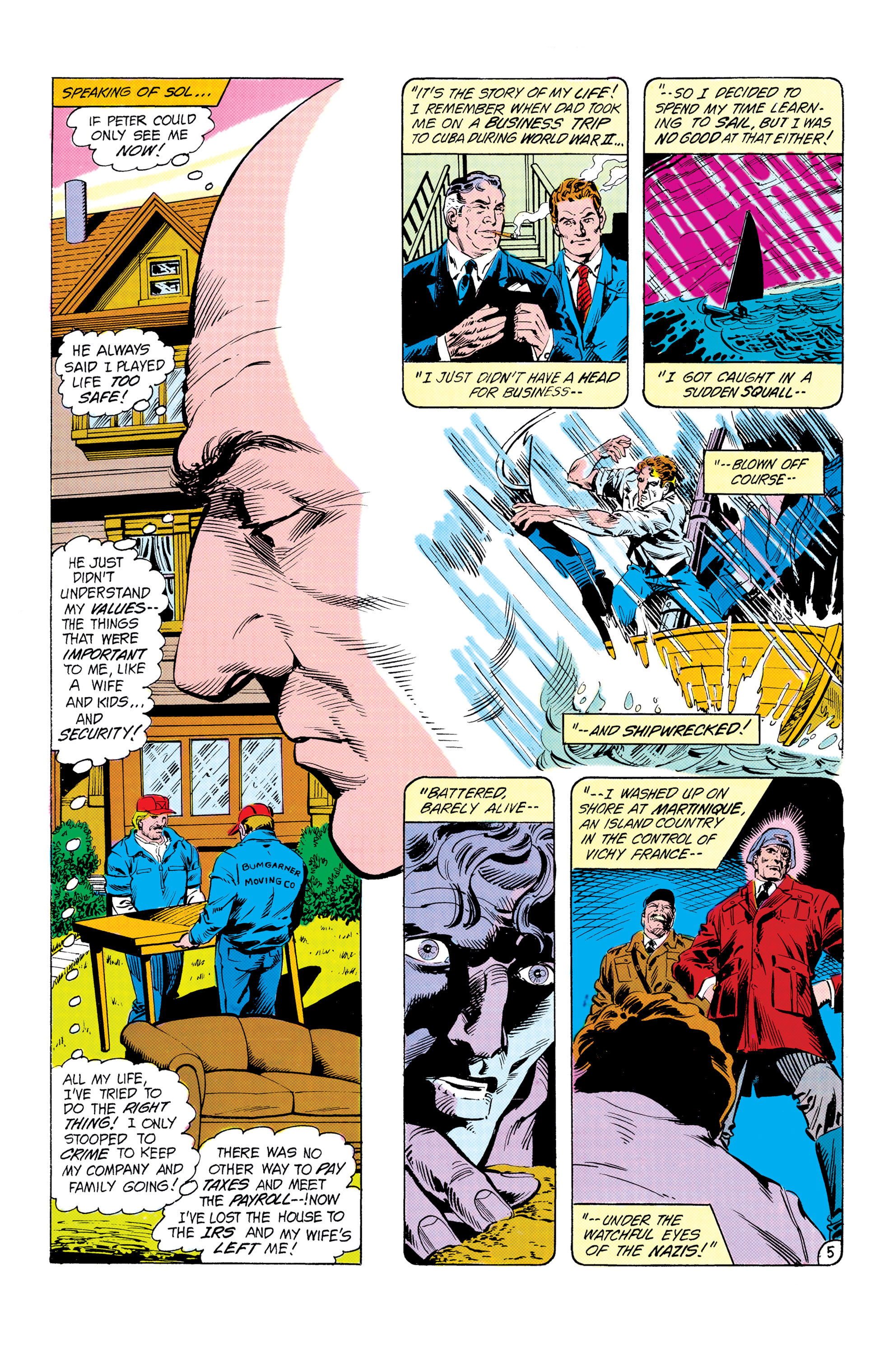 Read online World's Finest Comics comic -  Issue #304 - 6