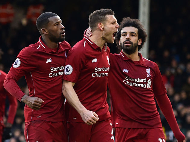 UEFA Champions League: Liverpool seal semi-final date with Barcelona