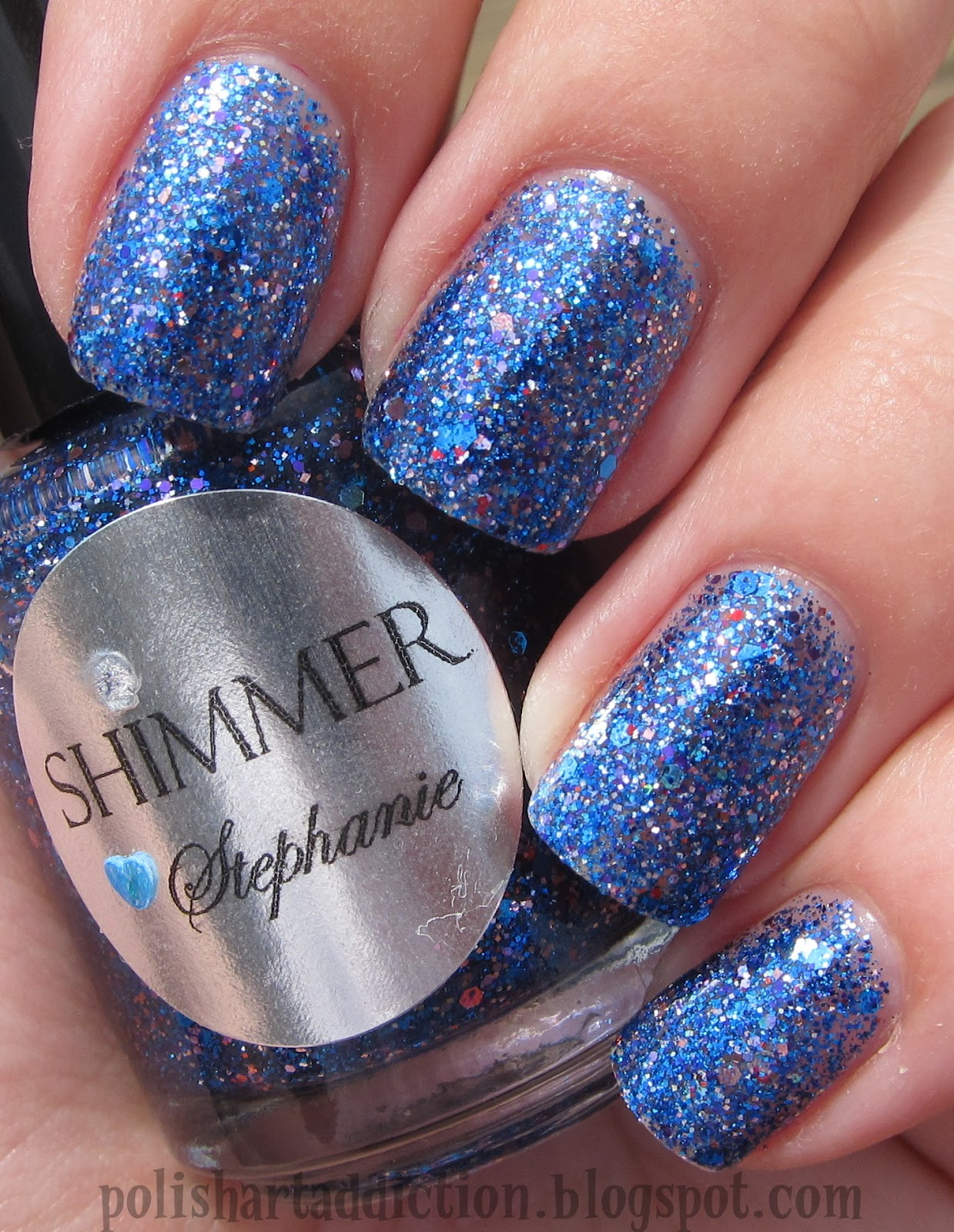 Shimmer Polish - Stephanie & Trisha