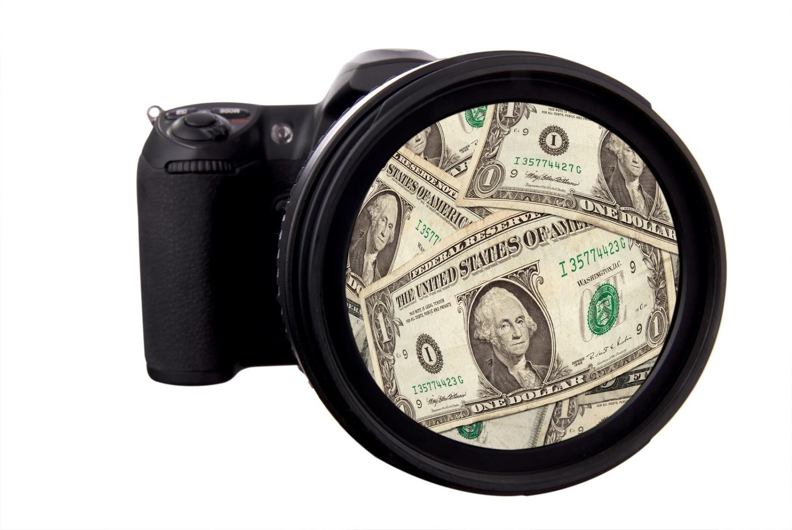 Как начать зарабатывать деньги фотографу