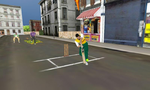 Download Street Cricket 1 Highly Compressed File