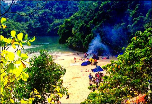 Wisata Pulau Sempu Malang Tour and Trip