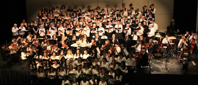 Jonathan Beech Memorial Concert choic