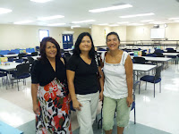 Author with district parent leaders