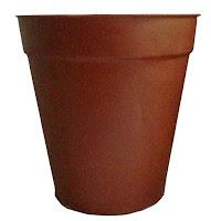 terracotta colour plastic pots ahmedabad