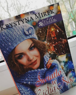 Światło w cichą noc-Krystyna Mirek