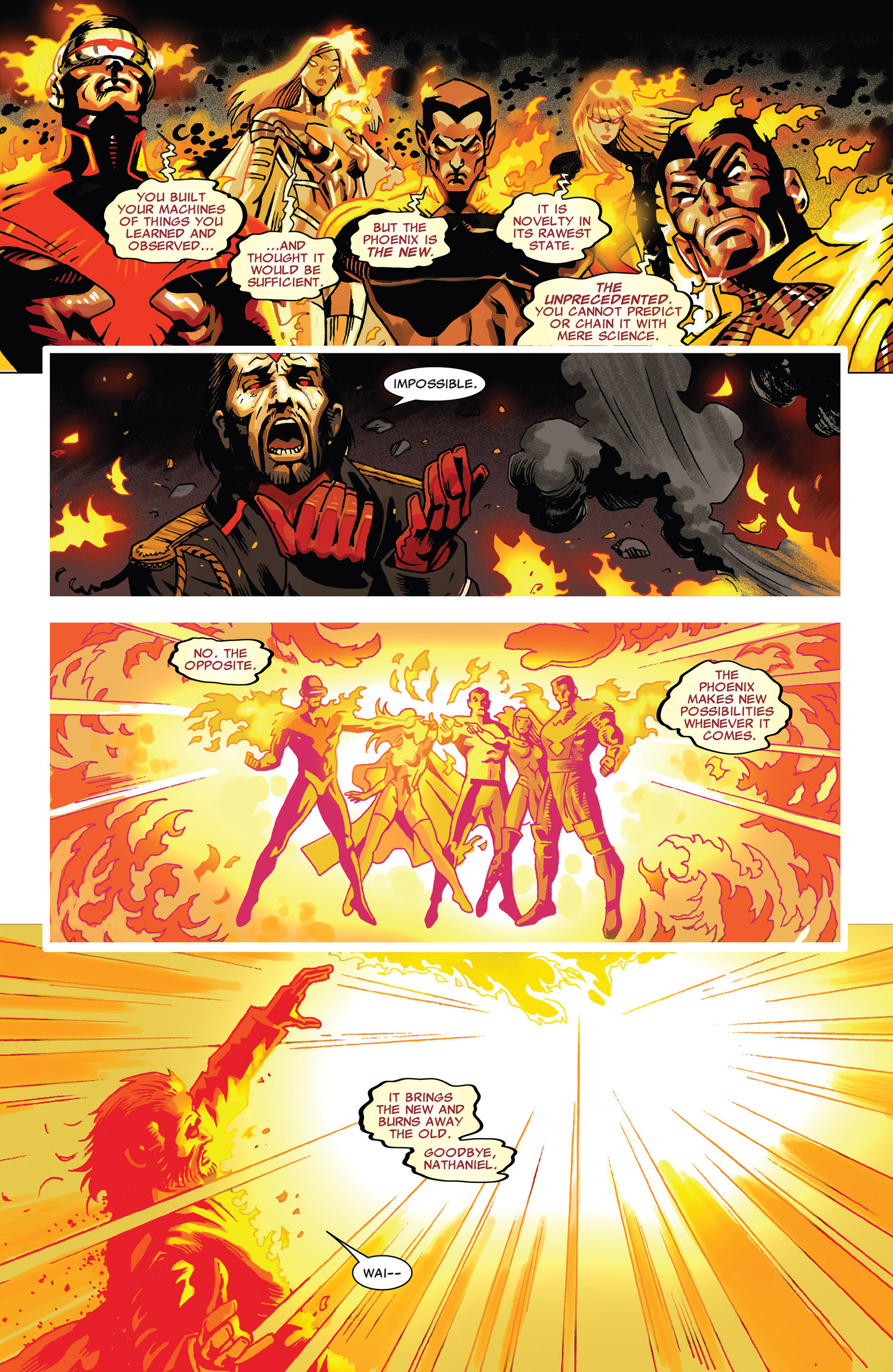Read online Uncanny X-Men (2012) comic -  Issue #17 - 20