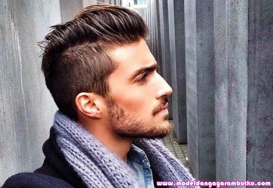 10 Gaya Rambut Pria Yang Keren Terkini 925cd3d814