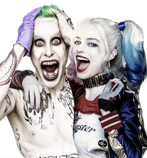 Harley Quinn Y Joker 2016