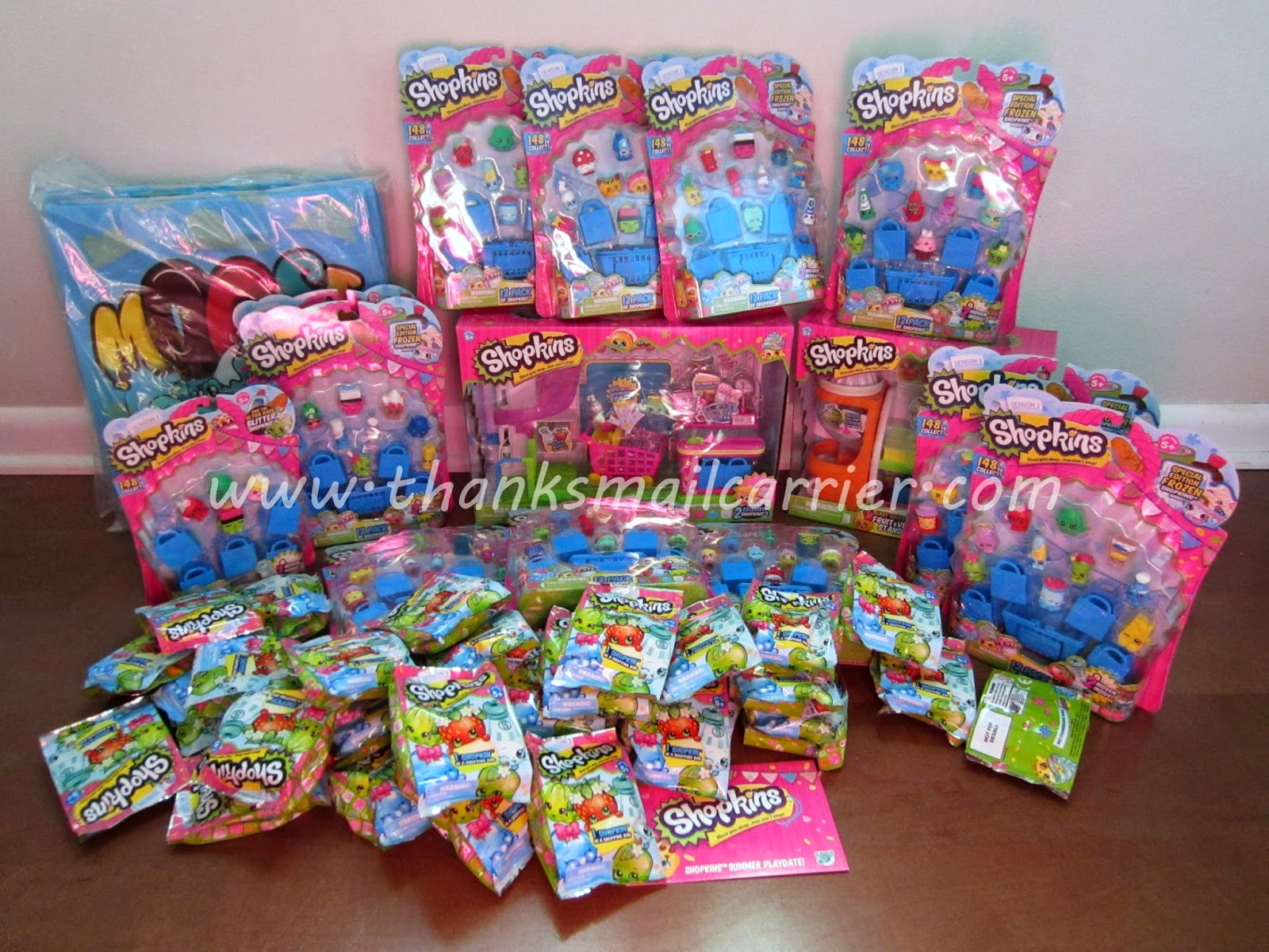 Thanks mail carrier july 2014 wisconsin mom blog - Shopkins pics ...