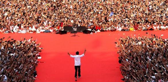 Dana Kampanye Jokowi Harus Diaudit Karena Diduga Pakai Uang Rakyat
