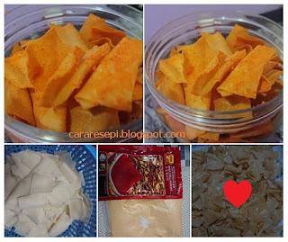 Popia Cheese Pedas Rangup
