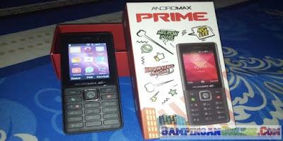 itu merk apa yang saat ini adalah di pasaran Andromax Prime, Modem 4G LTE Dalam Sebuah Handphone Desain Jadul