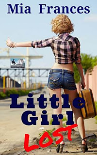 Little Girl Lost - a steamy romantic suspense thriller book promotion Mia Frances