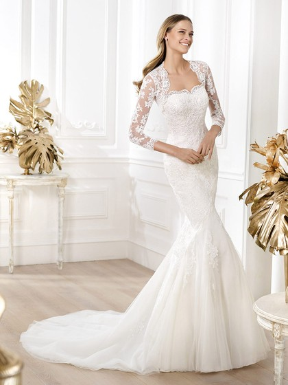 http://www.dressfashion.co.uk/product/modest-trumpet-mermaid-ivory-tulle-beading-sweetheart-wedding-dresses-00020248-4016.html?utm_source=minipost&utm_  medium=1085&utm_campaign=blog